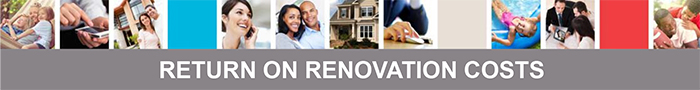 Selling Your Home - Return On Renovations